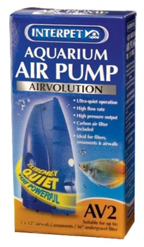 Interpet Aquatic Air Pump – Airvolution 2
