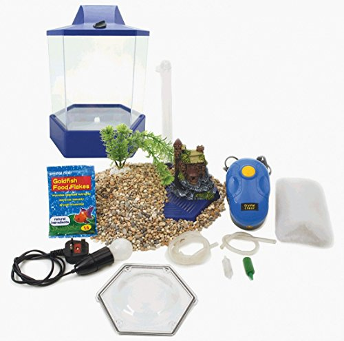 Hexaquarium 3 Fish Starter Kit Reviews