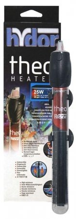 Hydor Theo Heater 25W Reviews