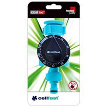 Manual Garden Hose Water Timer – Hozelock Compatible – No Battery Need – fits 3/4″ and 1″ taps