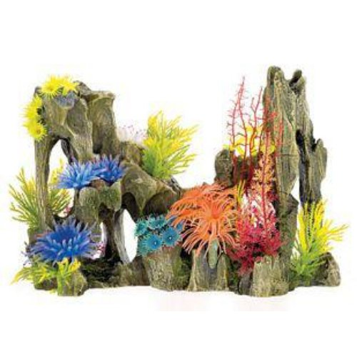 Classic Polyresin Driftwood Garden Aquarium Decoration 30cm Reviews