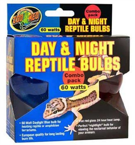 Zoo Med DBC-1E Day/ Night Combo Pack