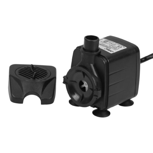 7W 600L/H Submersible Fish Tank Powerhead Water Pump for Fresh/Salt Water Aquarium, Fountains, Spout and Hydroponic Systems. Reviews