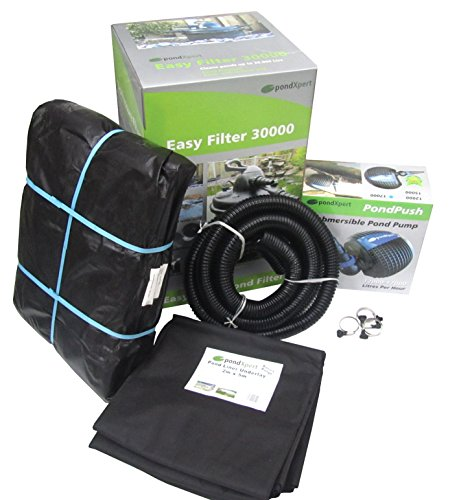 PondXpert 30000 Litre Pond Kit (6200 gallons)