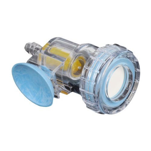 3-in-1 CO2 Diffuser w/ Bubble Counter and Check Valve
