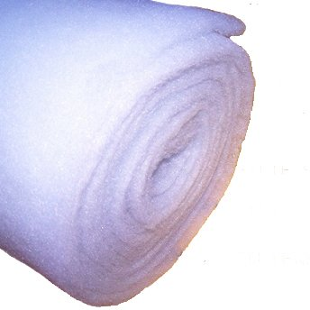 Finest-Filters 1 Metre Roll of 35-45mm Filter Wool / Floss for Aquarium and Pond Filters