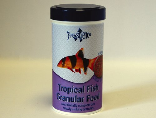FishScience Tropical Granular Food 55g