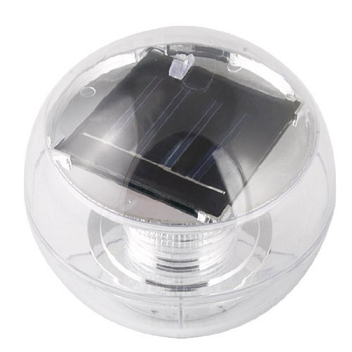 Aobi® Solar LED Pool White LED Floating Ball Light