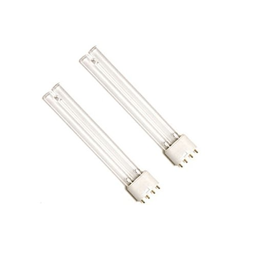 Twin Pack 36w (watt) PLL Replacement UV Bulb Lamp for Pond Filter UVC