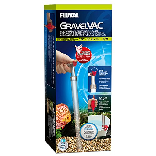 Fluval GravelVac Multi Substrate Cleaner – Small Reviews
