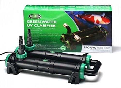Blagdon 72W Pro UV Clarifier PC for 64,800L Pond (Twin PC of 36W) Reviews