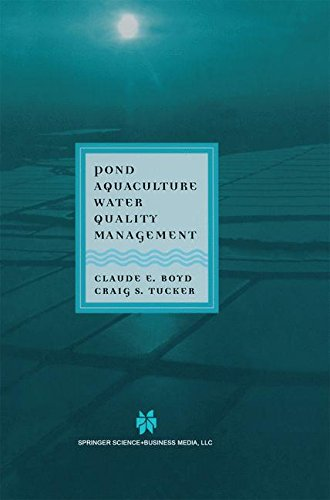 Pond Aquaculture Water Quality Management