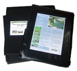 Pond Liner 4x4m with 40yr guarantee and FREE Underlay