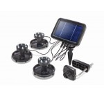Esotec 102148 Solar Underwater Lights