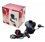 Electric 240V Air Pump Portable Lightweight Air Pump With Three Valve Adapters