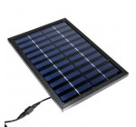 Solar Power Fountain Pond Brushless Water Pump w/ 1600mA Storage Battery Reviews