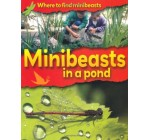 Where to Find Minibeasts: Minibeasts in a Pond