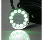 12 LED Green Underwater Pond & Water Feature Light