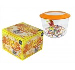 World Of Pets – Goldfish Starter Kit Includes Fish Bowl Gravel & Plant