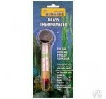 Glass Therometer For All Aquariums Fish Guppy Pets Pet