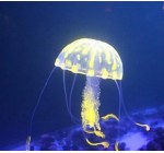 Dorime Glowing Effect Artificial Jellyfish for Aquarium Fish Tank Ornament Reviews