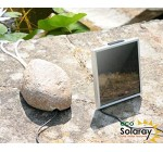 Primrose Solar Aerator / Oxygenator 2 Stone with Pebble Cover