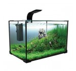 Clear Lines Aquarium, 27 Litre Fish Tank, With Colour Spectrum Light & Filter
