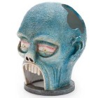 Zombie Skull Hide Away Glow In The Dark Aquarium Ornament