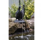 Bermuda Wadling Ducks Spitter Pool Ornament