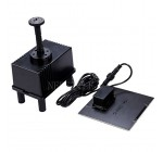 NEWSTYLE 1.5W Solar Power Water Pump for Fountain Pool Garden Pond Water Decorative Submersible Water Pump Reviews