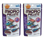 Hikari Tropical Micro Pellets 45g *Pack of Two* – BUNDLE