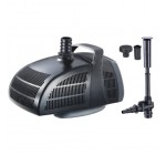 Jebao Submersible Water Pond Pump with Fountain Attachments 3000L/h #PF3000