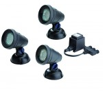 Oase Lunaqua Classic LED Underwater Light Set of 3