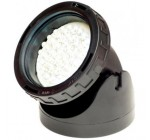 Direct Global Trading 40 LED White Underwater Pond Light Water Feature Low Voltage Ultra Bright